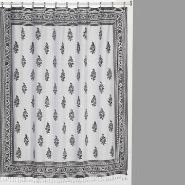 jcpenney.com | Nomad Cotton Shower Curtain