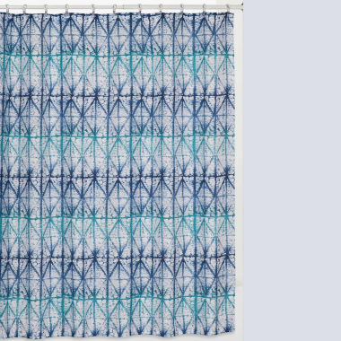 jcpenney.com | Shibori Shower Curtain