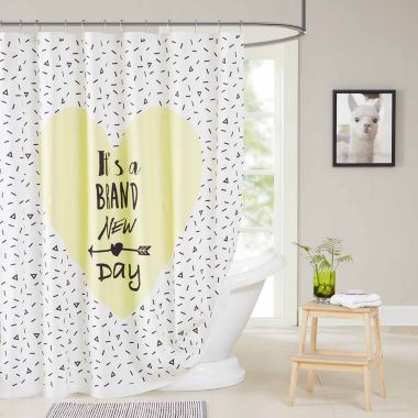 jcpenney.com | Beckham Cotton Shower Curtain