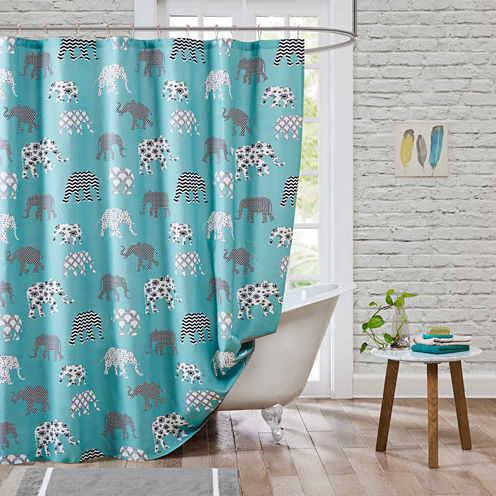 Henry Cotton Shower Curtain