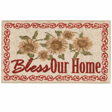jcpenney.com | Bless Our Home Rectangular Rug