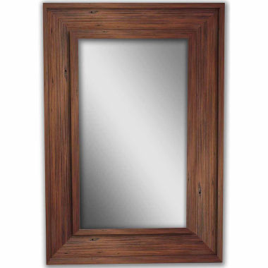 jcpenney.com | Natural Brown Bone Wood Mirror