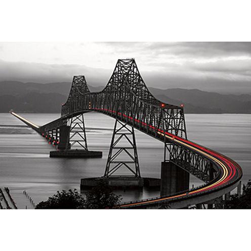 Boomerang Bridge Canvas