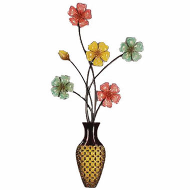 jcpenney.com | Flowers In Vase Wall Decor