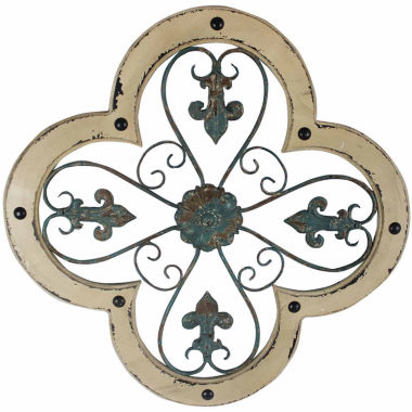 jcpenney.com | Filigree Design Clover Wall Decor