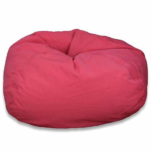 Canvas Bean Bag Chair