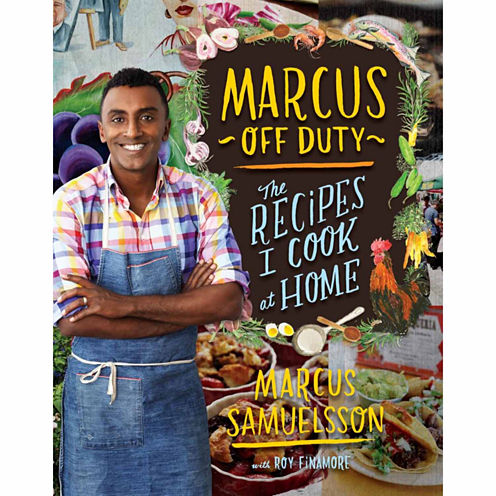 """""""Marcus Off Duty"""" by Marcus Samuelsson"""