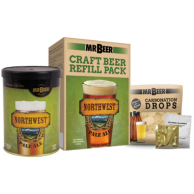 jcpenney.com | Mr. Beer Northwest Pale Ale Craft Beer Making Refill Kit