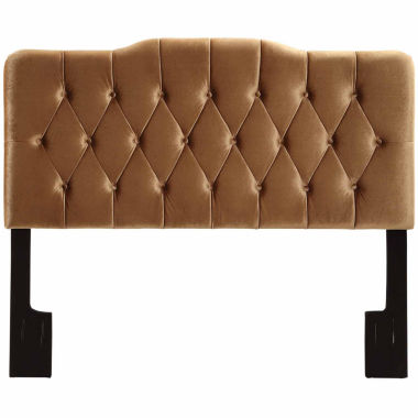 jcpenney.com | Home Meridian Upholstered Tufted Headboard