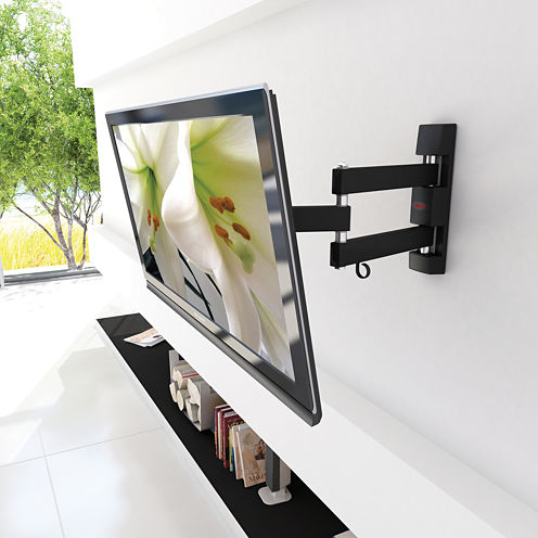 "Full Motion Flat-Panel 40"" Max TV Wall Mount"