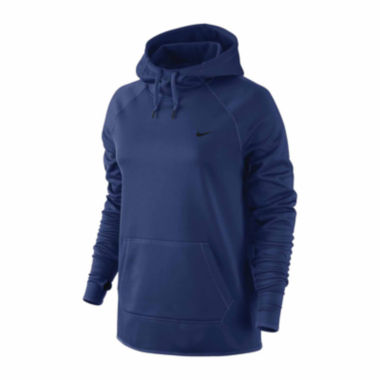 jcpenney.com | Nike® Long-Sleeve Therma-FIT All Time Hoodie