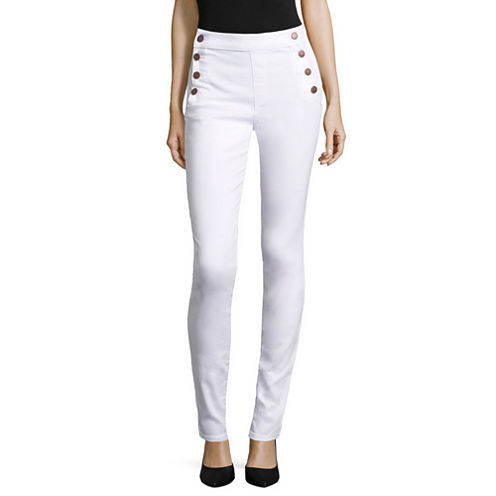 a.n.a Modern Fit Jeggings - Petite