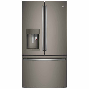 jcpenney.com | GE Profile™ Series 27.8 Cu.Ft. French-Door Refrigerator