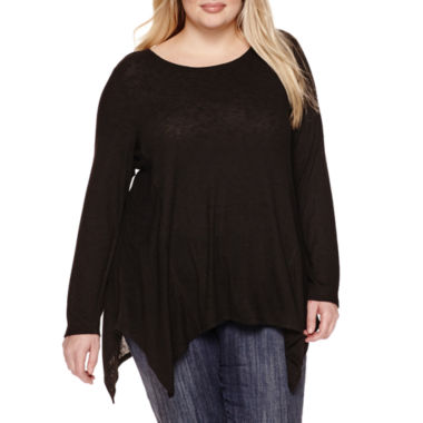 jcpenney.com | a.n.a Tunic Top Plus
