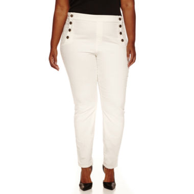 jcpenney.com | a.n.a Modern Fit Jeggings-Plus