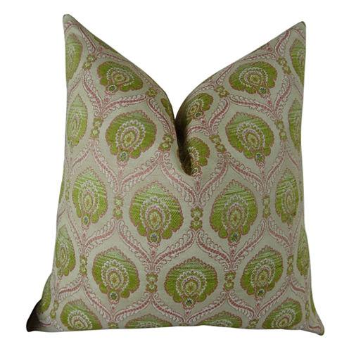 Plutus Tulip Handmade Throw Pillow