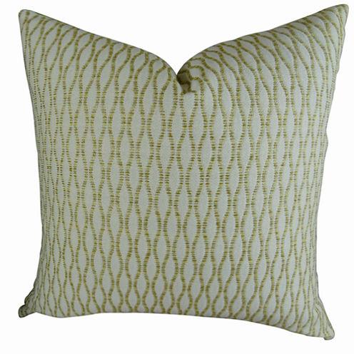 Plutus Winding Road Zest Handmade Pillow