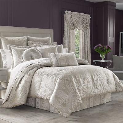 Queen Street Lorenzo 4-pc. Comforter Set