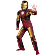The Avengers™ Iron Man Mark VII Classic Muscle Toddler Costume