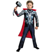The Avengers™ Thor Classic Muscle Toddler Costume
