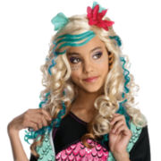 Monster High Lagoona Blue Wig - Child