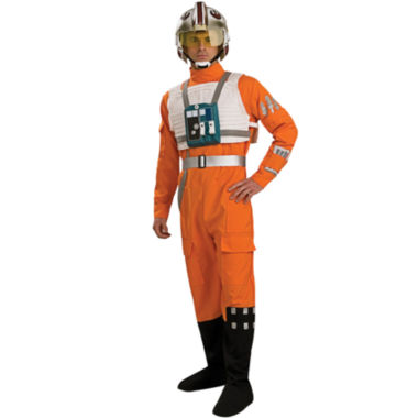 jcpenney.com | Star Wars Clone Wars X-Wing Fighter Pilot Adult Costume