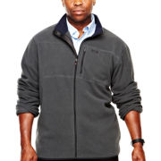 IZOD® Polar Fleece Jacket–Big & Tall