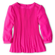 Baker by Ted Baker Pleated Top - Girls 6-14