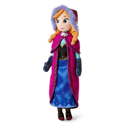 Disney Collection Frozen Anna Medium Plush Doll