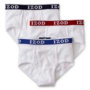 IZOD® 3-pk. Briefs - Boys 8-20