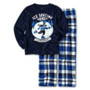 Joe Fresh™ Holiday Pajama Set - Boys 1t-5t
