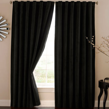 jcpenney.com | Absolute Zero Rod-Pocket/Back-Tab Blackout Home Theater Curtain
