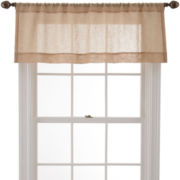 MarthaWindow™ Promenade Tailored Valance