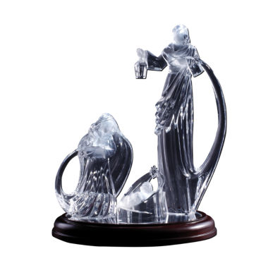 "jcpenney.com | Roman 10.5"" LED Holy Family Figurine 4 Piece Set"