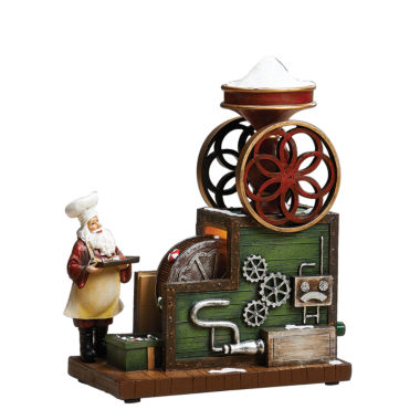 jcpenney.com | Roman Musical LED Santa Candy Machine Figurine