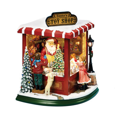 jcpenney.com | Roman Musical LED Toy Shop Figurine