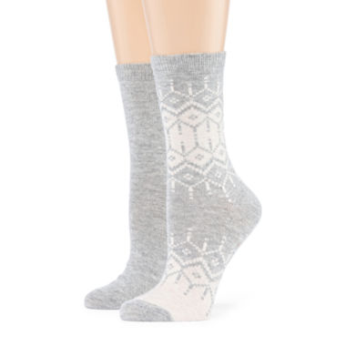 jcpenney.com | Mixit  Wool Blend Crew Socks