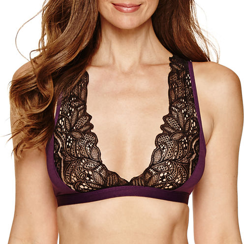 French Affair Wireless Bralette-3996br