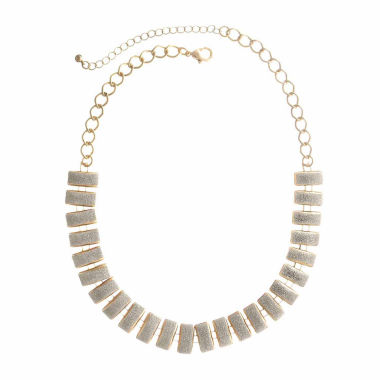 jcpenney.com | Bold Elements Womens Collar Necklace