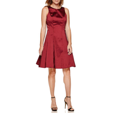 jcpenney.com | Ronni Nicole Sleeveless Fit & Flare Dress