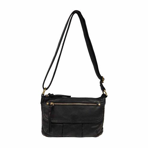 St. John's Bay® Mini Flap Bag
