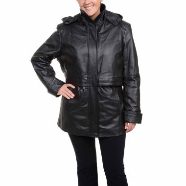 jcpenney.com | Excelled Hooded Anorak Jacket - Plus