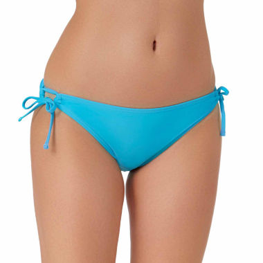 jcpenney.com | Arizona Keyhole Side-Tie Hipster Swim Bottoms
