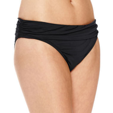 jcpenney.com | a.n.a Solid Hipster Swimsuit Bottom