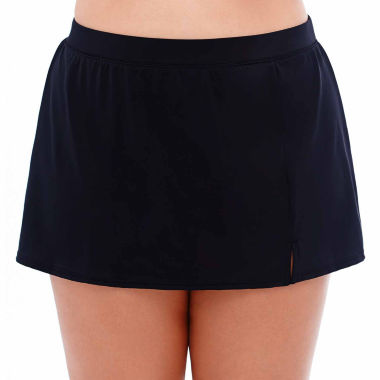 jcpenney.com | Jamaica Bay® Side-Slit Swim Skirt