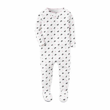 jcpenney.com | Carter's Girl 1pc Ivory Dog 2T-5T