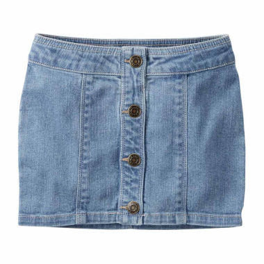 jcpenney.com | Carter's Denim Skirt - Preschool Girls
