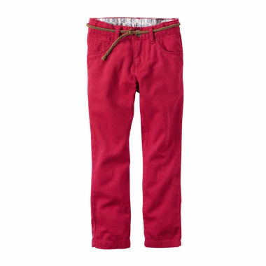 jcpenney.com | Carter's Girl Red Woven Pant 4-8