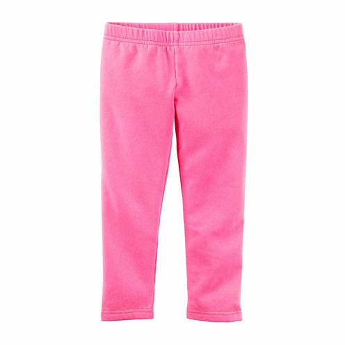 Carter's Solid Leggings - Preschool Girls
