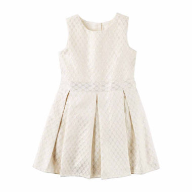 jcpenney.com | Carter's Short Sleeve A-Line Dress - Toddler